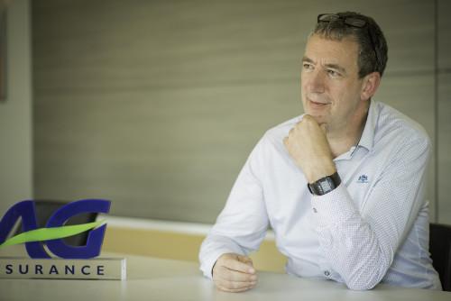 Jan Heyvaert, Directeur des Ressources Humaines