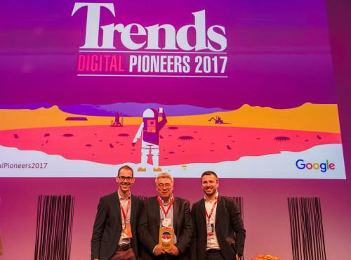 Trends Digital Pioneers 2017