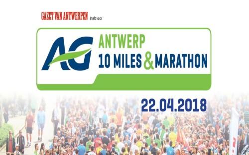 AG Antwerp 10 Miles & Marathon